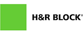 H & R Block Financial Services Signs