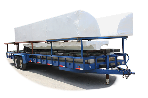 Specialized Sign Product Transport Trailers