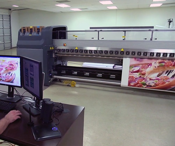 digital printing center