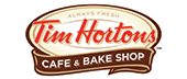 Tim Horton's Coffee Shop Signs